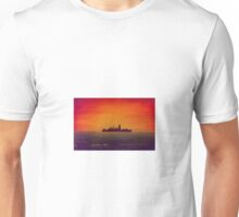 Type 23 Frigate, Royal Navy Unisex T-Shirt