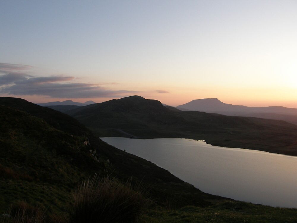 Muckish Mountain  -  Co. Donegal Ireland  by mikequigley