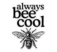 Always bee cool Photographic Print
