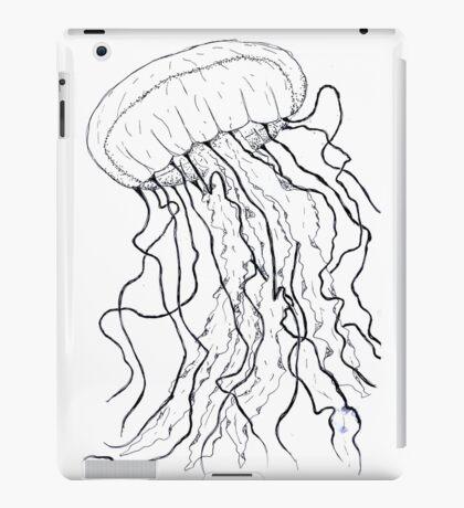 Sea Nettle iPad Case/Skin