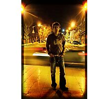 City Guy Photographic Print