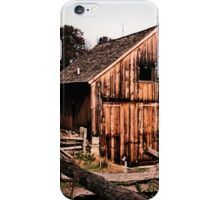 Burnside Plantation iPhone Case/Skin