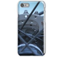 gears iPhone Case/Skin