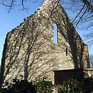 Dysert o Dea church gable by John Quinn