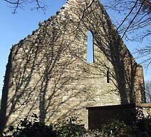 Dysert o Dea church gable by John Quinn