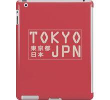 Tokyo Japan 2 iPad Case/Skin