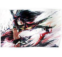 Kill la Kill - Ryūko Matoi, FanArt Poster