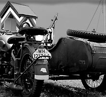 BMW Cycle & Sidecar by DJ Florek