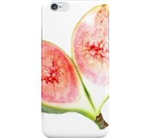 A Fig from my Garden - JUSTART © iPhone Case/Skin