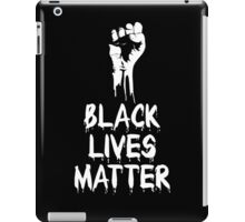 Black Lives Matter iPad Case/Skin