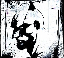 Batman Grunge by jmck965