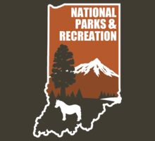 National Parks&Rec by Baznet