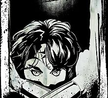 Wonder Woman Grunge by jmck965