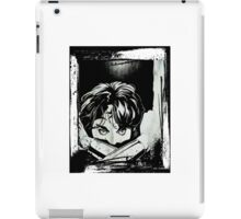Wonder Woman Grunge iPad Case/Skin