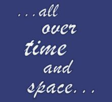 All over time and space... by ParkLeeya