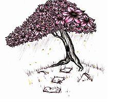 Under the Blossom Tree by HazelAlice