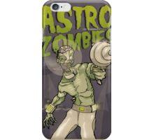 Astro Zombie iPhone Case/Skin