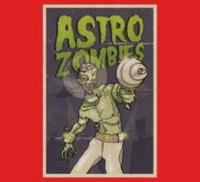 Astro Zombie Baby Tee
