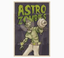 Astro Zombie One Piece - Short Sleeve