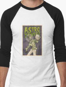 Astro Zombie Men's Baseball ¾ T-Shirt