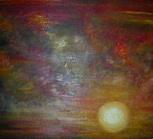 Sun storm by Christianna