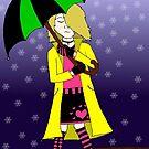 Under My Umbrella by Marmadas