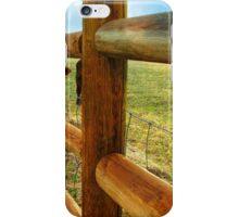 Training..Keeper of the Fence iPhone Case/Skin