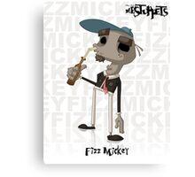 Fizz Mickey Canvas Print