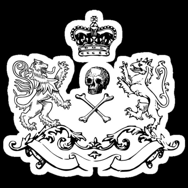 Heraldry Shield Design. by Katt25