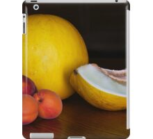 Fruit on the table iPad Case/Skin