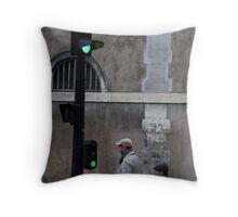 Perspective of Paris - 03 Throw Pillow