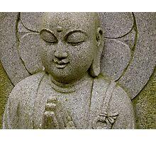 kyoto statue  Photographic Print