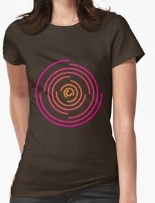 Neon Womens Fitted T-Shirt