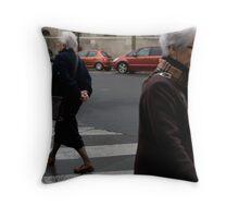 Perspective of Paris - 05 Throw Pillow