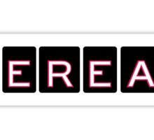 Cereal, the Podcast Sticker