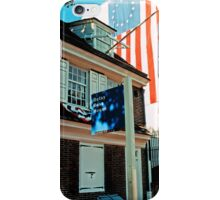 Betsy Ross House - Philly iPhone Case/Skin