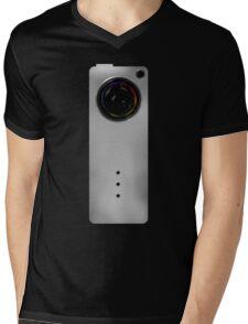Photographer Shirts - Concept Camera Slim Mens V-Neck T-Shirt