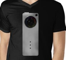 Photographer Shirts - Concept Camera Slim Mens V-Neck T-Shirt