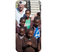 Stand By Me Ethiopia Bethany School. iPhone Case/Skin