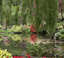 Butchart Gardens by Robert Elliott