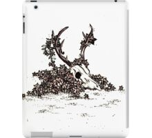 Floral Decay iPad Case/Skin