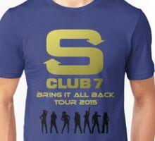 S Club 7 Bring It All Back Tour 2015 Unisex T-Shirt