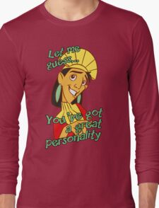 Great Personality Long Sleeve T-Shirt