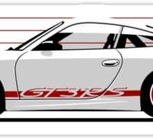 Porsche 911 (996) GT3 RS Sticker