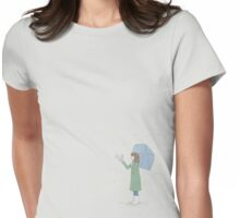Squirrel Girl Womens Fitted T-Shirt