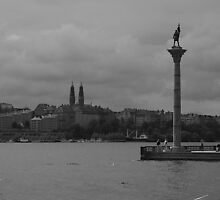 Stockholm by bluecoomassie