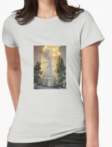 Sensual Sculptures  Womens Fitted T-Shirt