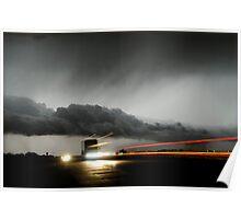 Storm Truckers Poster