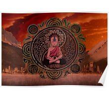 Legacies - Avatar Aang Poster
