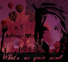 What's on your mind? by catblack
